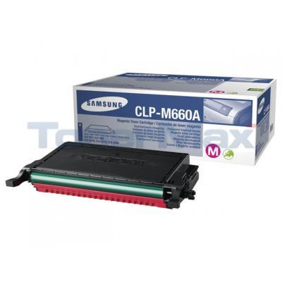 SAMSUNG CLP-610ND TONER CARTRIDGE MAGENTA 2K